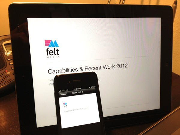 Keynote Remote iPad iPhone 4S