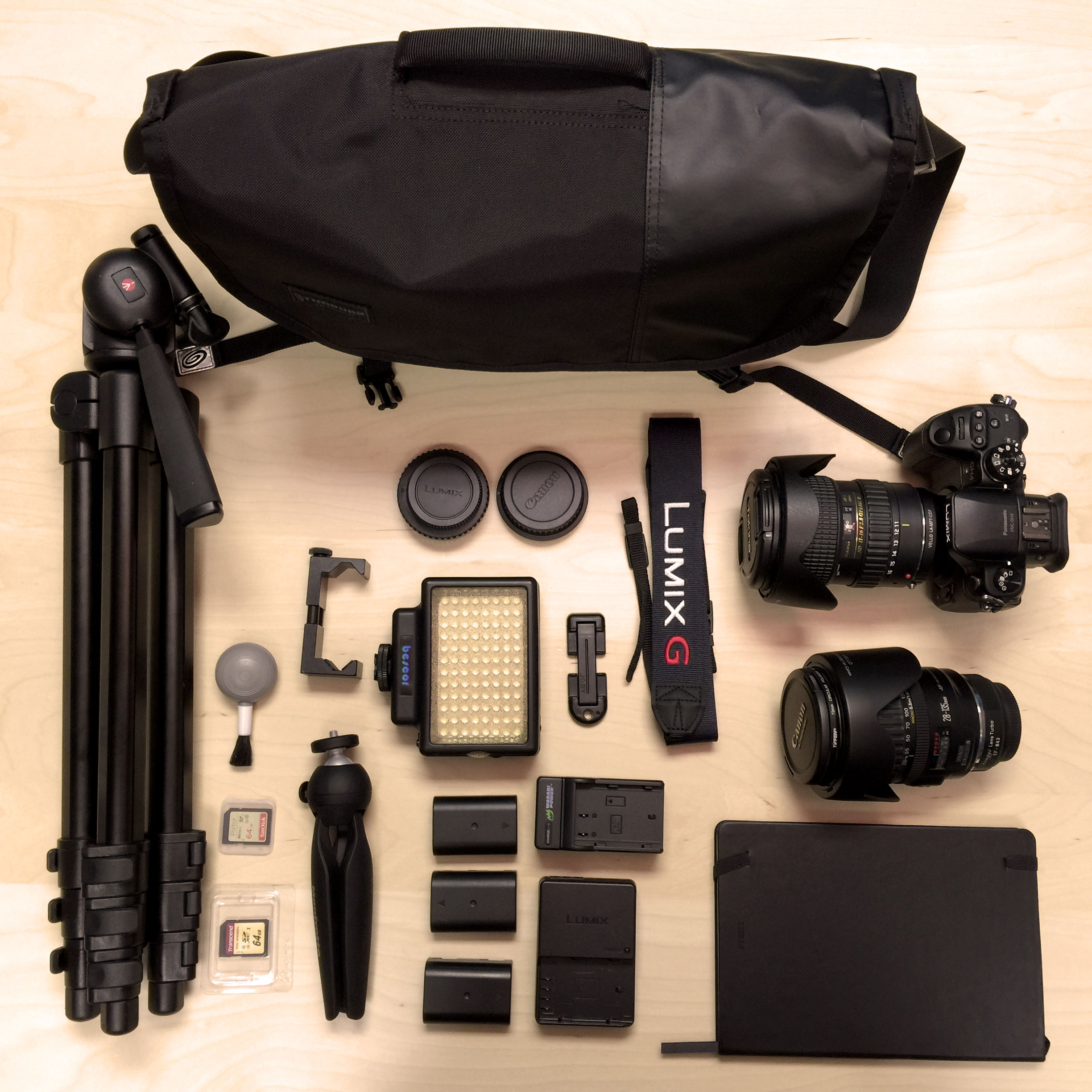 Felt Media Travel Video Gear