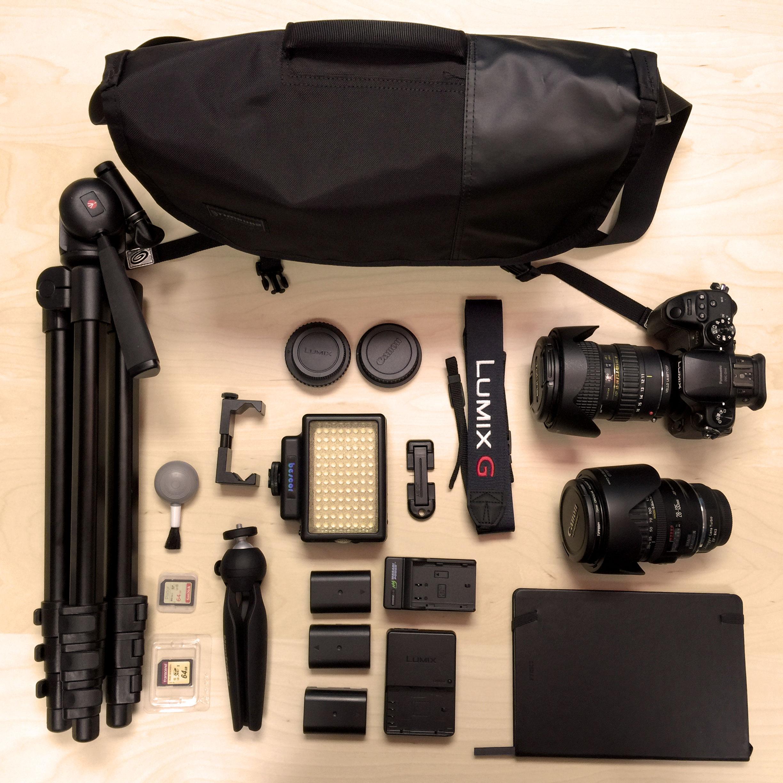 Felt Media Travel Video Gear